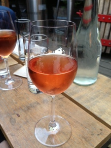 100% merlot rosé at Bottlehouse