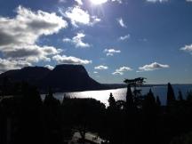 Garda view