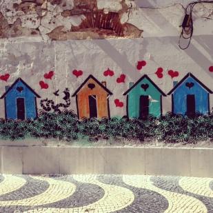 Caiscais graffiti