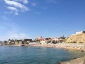 Corinna's home beach