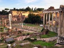 Forum, Rome.