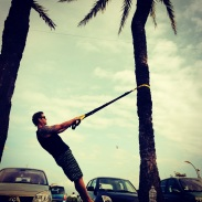 TRX in action