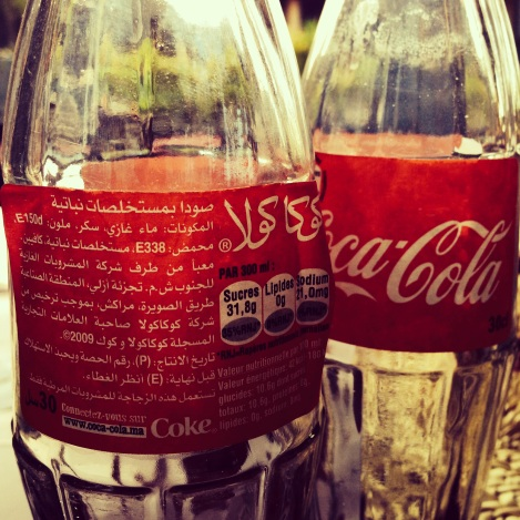 Moroccan coke