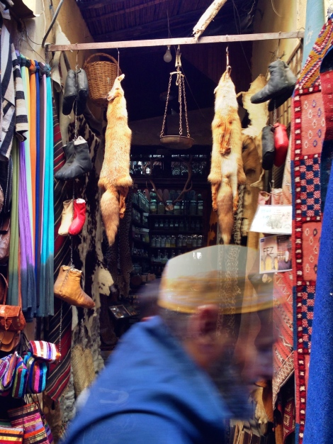 Fes market