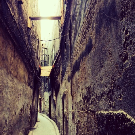 Fes passageways