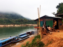 Boat dock, Moung Ngoi