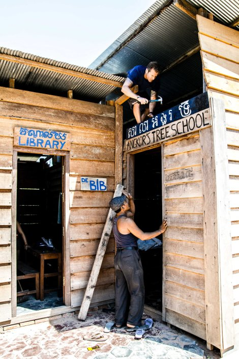 Volunteering Siem Reap Cambodia