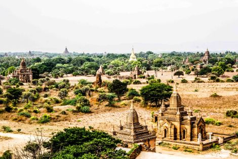 Ancient Temple City, Bagan