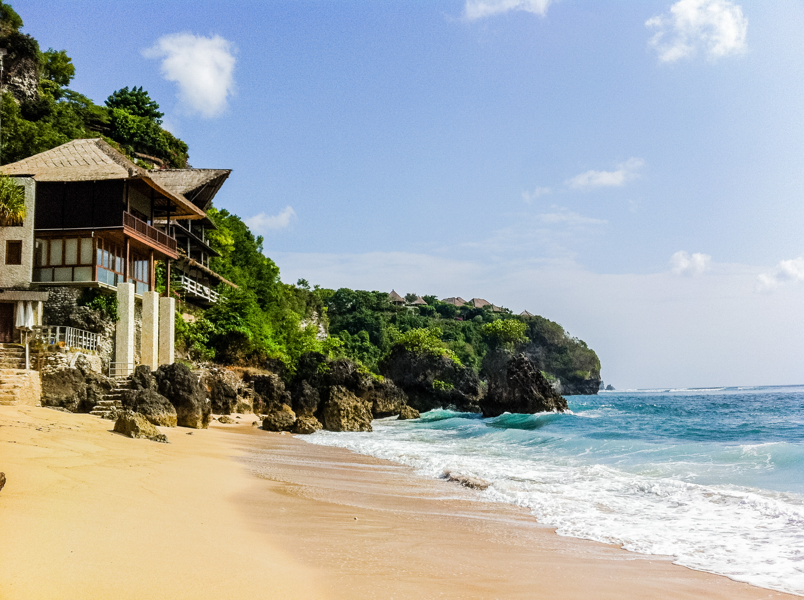Best Beach Stays In Bali Bukit Peninsula Zooming Way Out