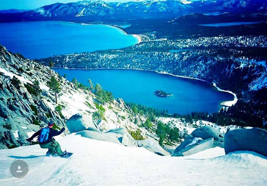 Tahoe Shredding
