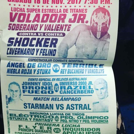 Lucha Libre Tickets